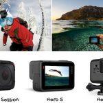 Regali per chi ama viaggiare: GoPro