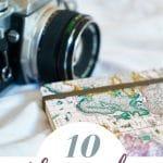 Viaggi e fotografia: 10 idee regalo