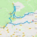 Itinerario in Costa Azzurra tra le Gorge du Loup
