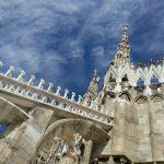 San Valentino a Milano: sulle guglie del Duomo