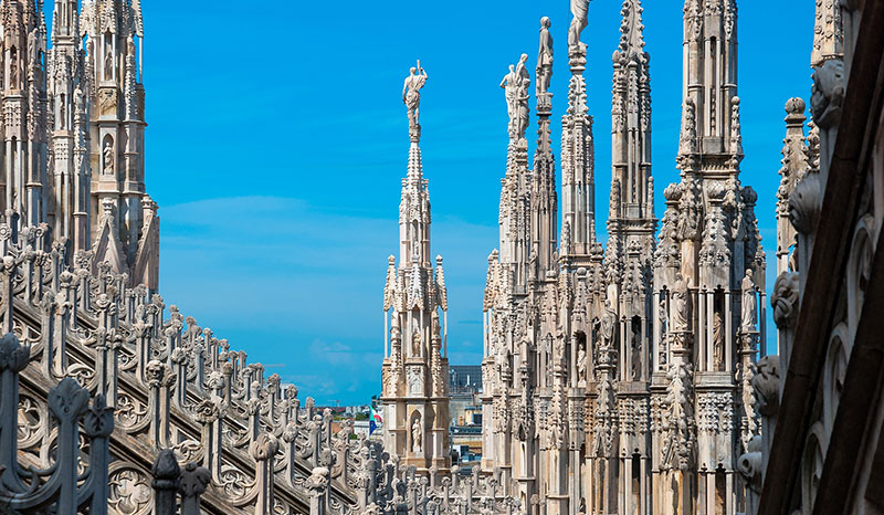 San Valentino a Milano
