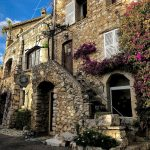 le case di Saint Paul de Vence