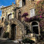 le case di Saint Paul de Vence