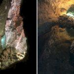 La Cueva de los Verdes a Lanzarote