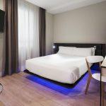camera standard Hotel B&B Puerta del Sol