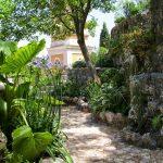 Il giardino botanico di Èze in Costa Azzurra
