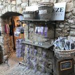 Negozio di lavanda a Èze in Costa Azzurra