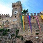 Il Castello medievale di Offagna nelle Marche