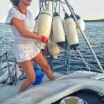 viaggiare lento in barca a vela