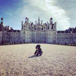Il Castello Chambord nella Loira