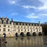 Il Castello Chenonceau nella Loira