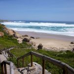 Sulla Garden Route in Sud Africa: Robberg Nature Reserve