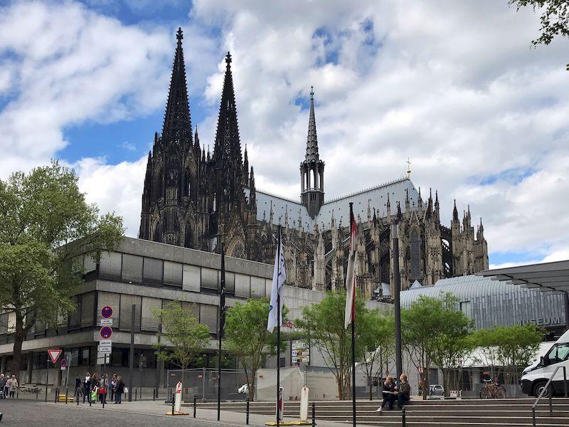 Cattedrale e Museo Ludwig di Colonia