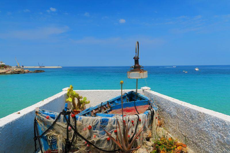 Vacanze mare italia: Monopoli in Puglia