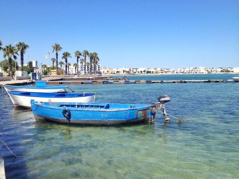 Vacanze al mare in Italia: Porto Cesareo