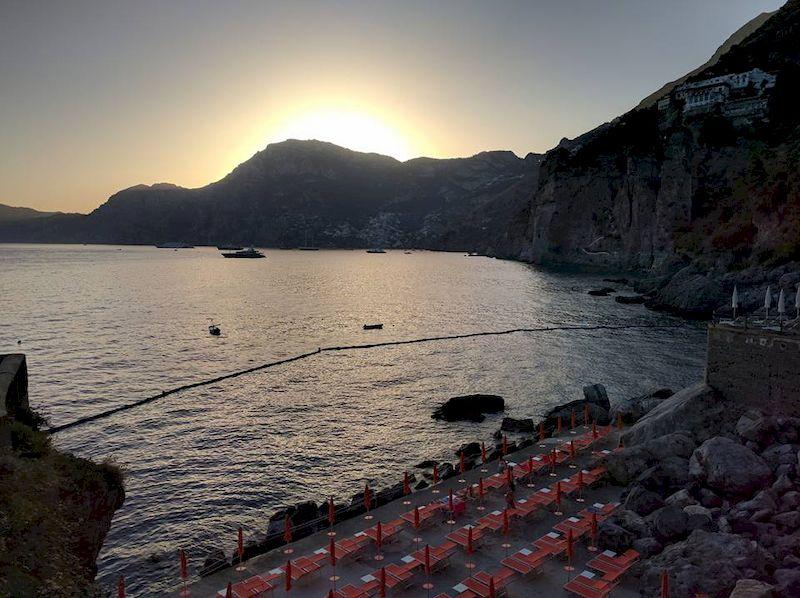 Vacanze al mare in italia: Praiano e la Costiera Amalfitana