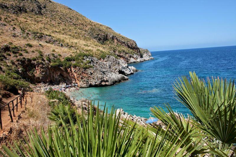 Vacanze al Mare italia: Riserva dello Zingaro