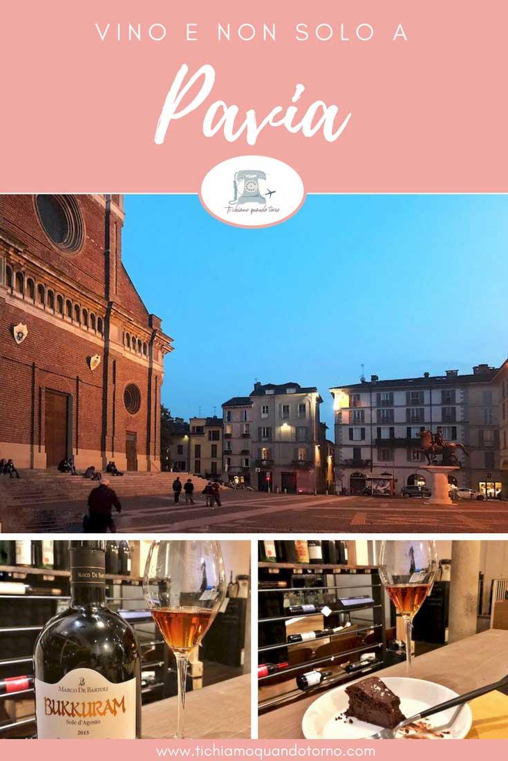 Dove bere e mangiare a Pavia Infernot