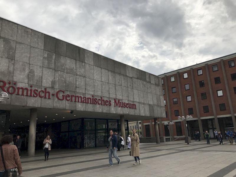 Il Museo Romanico-Germanico di Colonia