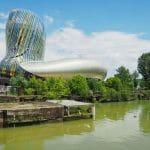 La Cité du Vin a Bordeaux