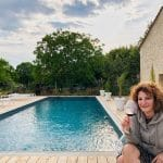 Aperitivo in piscina da Chez Henri