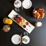 La colazione al B&B Chez Henri