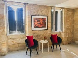 La superior room del B&B Chez Henri