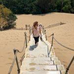 la scala per la Dune du Pilat