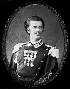 Emanuele Alberto Conte di Mirafiori