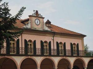 La vecchia scuola di Fontanafredda