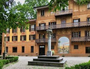 La villa Reale di Fontanafredda