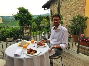 Colazione a Casa Pavesi