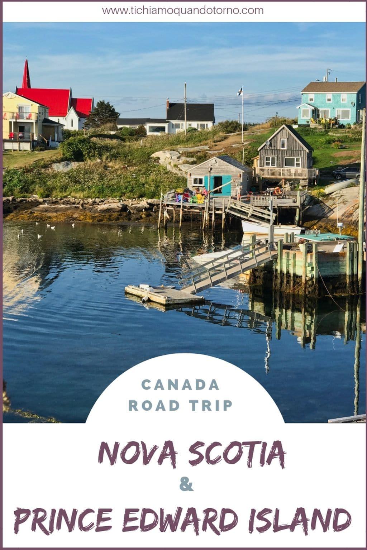 Nuova Scozia e PEI Road trip
