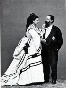 Vittorio Emanuele e Rosa Vercellana