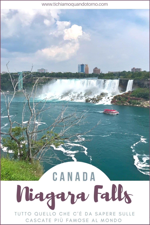 Guida alle cascate del Niagara