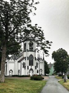 La chiesa di Lunenburg
