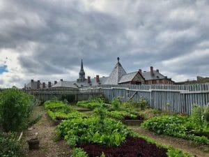La fortezza di Louisbourg