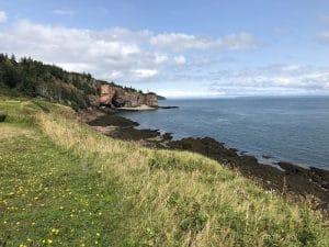 panorama dal faro di Cape d'Or