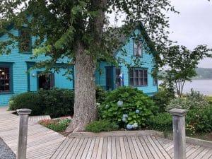 Una casa di Mahone Bay