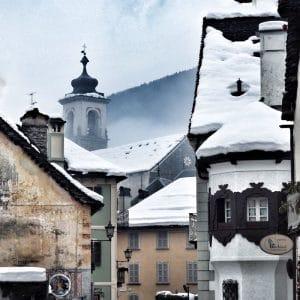Santa Maria Maggiore in inverno