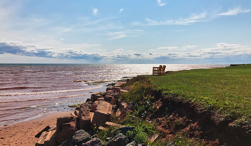 Itinerario a Prince Edward Island