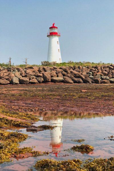 Il faro di Point Prim a Prince Edward Island_2