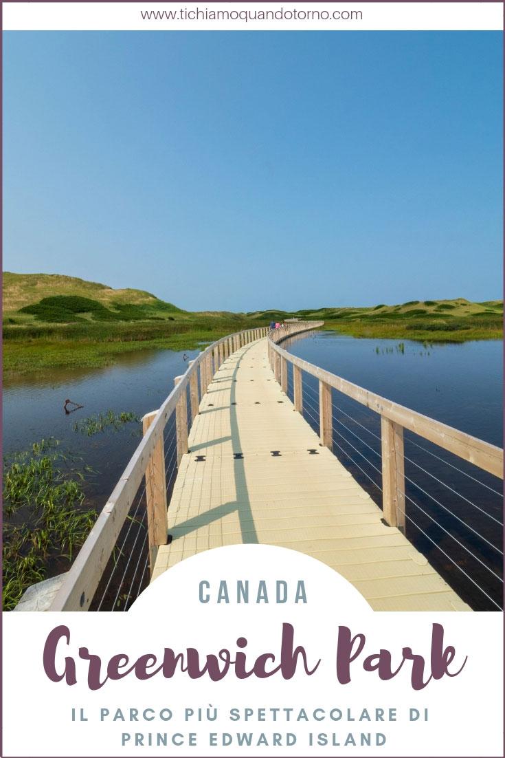 Il Greenwich Park di Prince Edward Island è uno dei parchi più belli del Canada e il Dunes Trail uno dei suoi percorsi più spettacolari. Un tappa imperdibile durante un viaggio in Canada.  #greenwichpark #dunestrail #princeedwardisland #PEI #canada #parks #parkscanada #nature #trekking #escursioni #parchinaturali #trails
