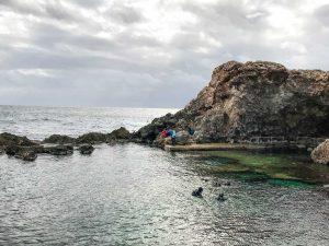 Malta in inverno - diving