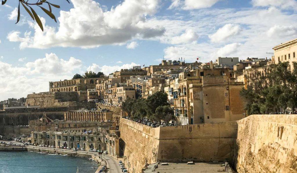 Malta in inverno: Valletta