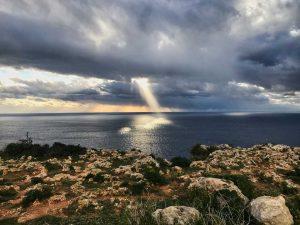 Temporale a Malta