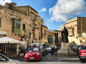 rotonda maltese a Victoria