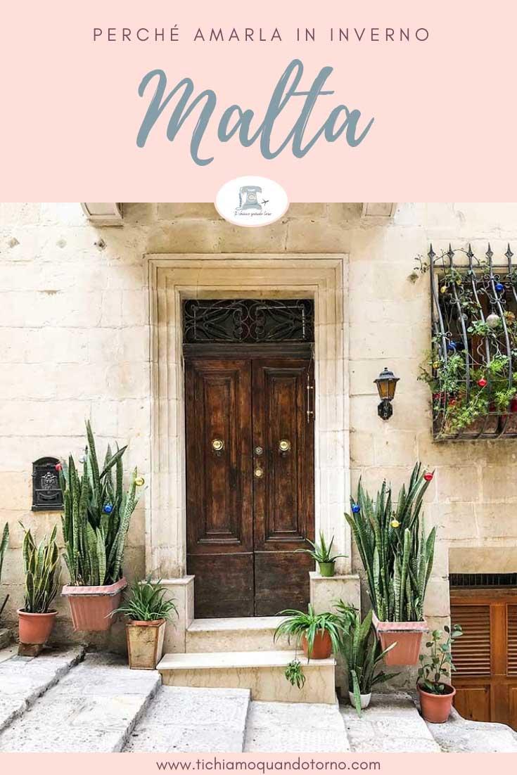 Malta in inverno è una destinazione ideale non solo per chi cerca miti temperature. Ecco i motivi per cui io l'ho amata.  #malta #gozo #mare #inverno #mediterraneo #isole #europa