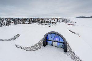 L'Ice Hotel in Svezia