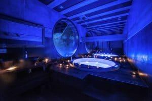 La spa dell'Over the Moon